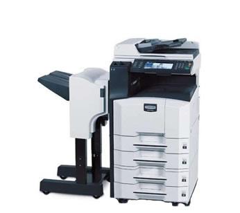 京瓷KM-3060黑白打印/复印/彩扫复合机